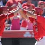 Angels 8, Blue Jays 7
