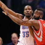2013 NBA playoff predictions, Thunder vs. Rockets: OKC predicted in a landslide