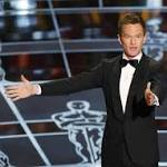 Oscars live blog: A missing Edward Snowden; Neil Patrick Harris (almost) naked ...