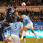 Sporting KC beats New York City FC 1-0 at Yankee Stadium for season's first win