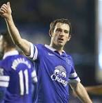 Baines signs new Everton deal