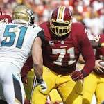 Redskins limp into clash with Giants