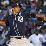 Padres' Ross fans 11 in 13-3 rout of Cubs