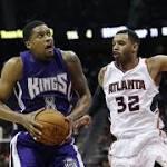 Korver and Carroll help Atlanta Hawks rout Sacramento Kings 130-105 (plus ...