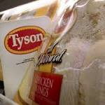 Tyson to Stop Using Human Antibiotics On Its Chickens