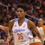 Dream take down Fever 85-76, improve to 5-1