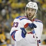 Rangers trade Keith Yandle to Panthers for draft picks