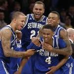MBB Battles Providence in BIG EAST Semifinals