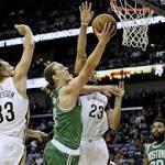 Celtics player power rankings: Bradley, Thomas making All-Star cases