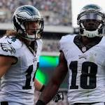 Friction forming between Eagles WRs Jeremy Maclin and Riley Cooper?