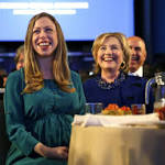 Chelsea Clinton Expressed Concern That Her Child Might Grow Up In A 'Planet ...