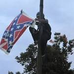 Activist on taking down Confederate flag: 'All they have to do is keep it down'
