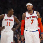 Carmelo Anthony, Knicks blow nine-point lead in 98-83 loss to Wizards
