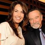 Robin Williams' widow details his mental disintegration