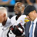 Everybody hurts -- when you're a Steeler; Pittsburgh's injury woes in one sentence