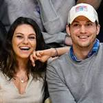Ashton Kutcher Sex With Mila Kunis Makes Him Lucky
