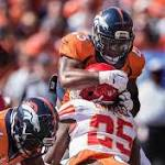 Strong first half allows Broncos to escape Chiefs