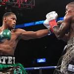 Jacobs stuns Quillin by early first-round knockout