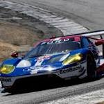 Ford GT gets first GTLM win in Monterey GP, Michael Shank wins overall