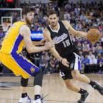 Kings end three-game skid, beat Lakers 102-92