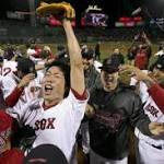 Could it be that just 9 months ago, Red Sox were celebrating a World Series?