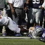 Texas shut out by No. 11 Kansas State, 23-0