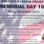 Wounded Warrior Project fundraiser kicks-off Memorial Day events