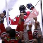 Observations from the Blackhawks' 4-1 win