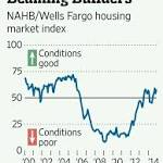 Homebuilder Confidence in US Hovers Around Nine-Year High
