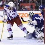 NHL roundup: Rangers hand Maple Leafs another loss