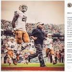CJ Prosise heading to the NFL