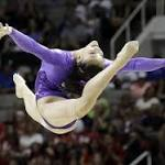 Teen gymnast Laurie Hernandez ready for Olympic spotlight
