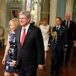 Harper's cabinet: The familiar faces, the demoted and the departed