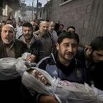 Paul Hansen's photo won World Press Photo of the Year. Photo: World Press ...