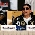 Garcia's dad brings the crazy before Matthysse fight