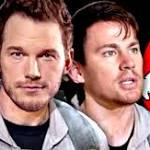 Channing Tatum 'Ghostbusters' to Co-Star Chris Pratt?