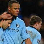 City's title bid fades further with Everton loss