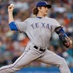 Mikolas leads Rangers as they shut out Seattle 2-0