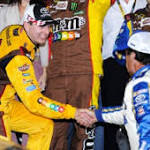 """Kyle Busch says Toyota teams are """"idiots"""" by not working close together"""