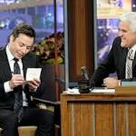 Leno by the numbers: 22 years, 44000 jokes, 4607 aimed at Clinton