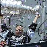 Kings celebrate Stanley Cup with parade, rally