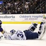 Siegel: Reimer steals the show in Bernier's LA return