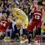 No. 14 Maryland stuns No. 5 Wisconsin 59-53