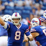 Bills to start Thad Lewis at QB