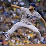 Clayton Kershaw's return on hold after setback