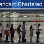 Standard Chartered Board Backs Sands, Not Seeking Successor