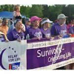 Clothed in hope: Relay for Life helps cancer survivors, family celebrate what they ...