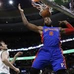 Pistons push Celtics to OT, still come up short