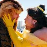 James Corden taps Beauty and the Beast stars for crosswalk version