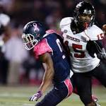 49ers select defensive back Ward with 30th pick